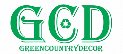 Green Country Decor Logo