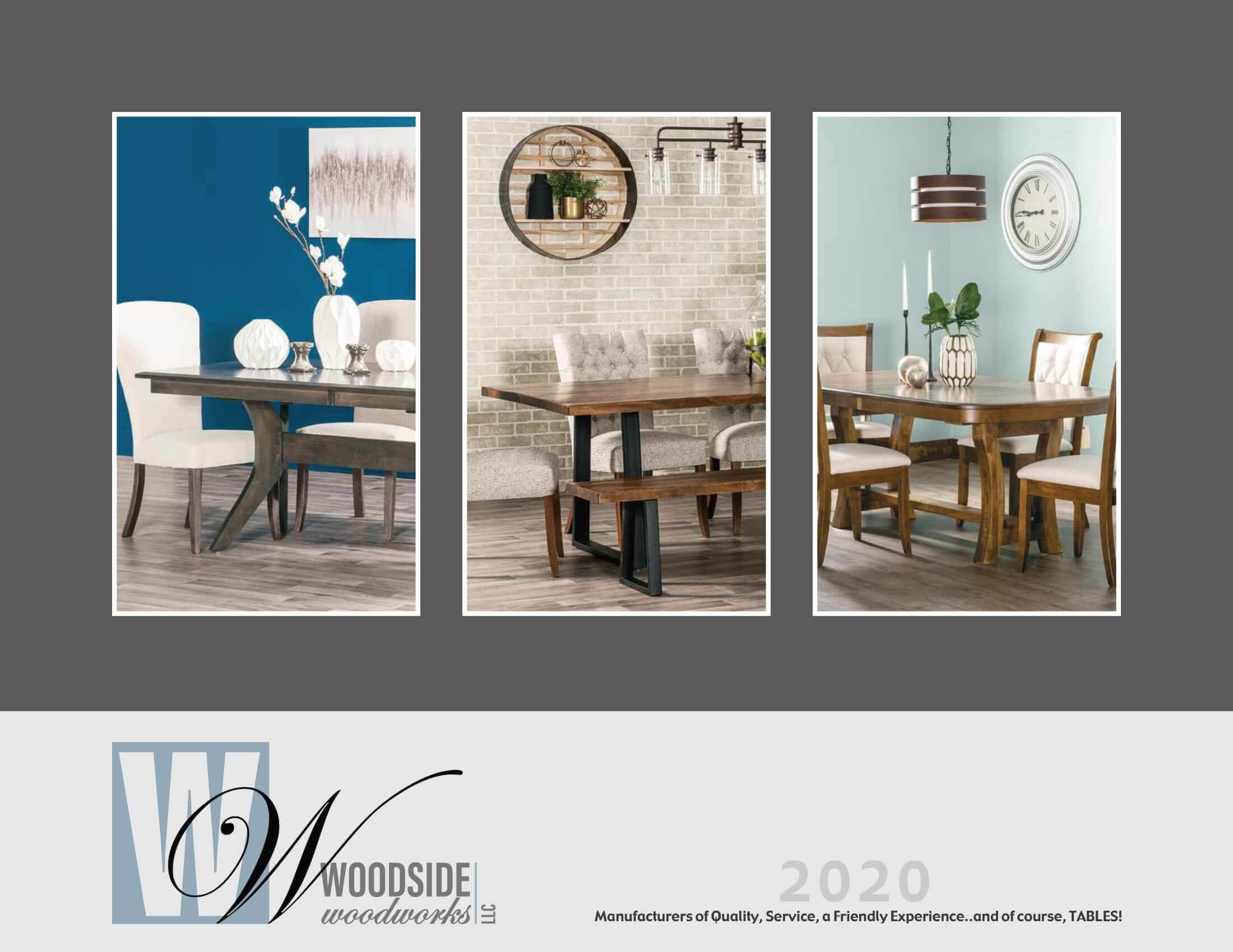 Woodside Woodworks Catalog